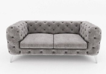 2 sits chesterfield soffa Chelsea